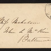 Cover image of Letter